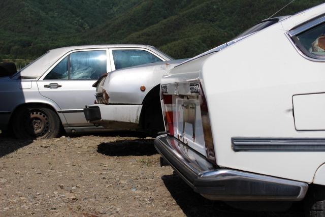 自動車リサイクル法について